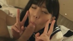 Japanese Schoolgirl POV