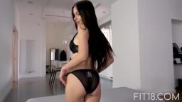 Fit18 - Sasha Rose - 45kg - 158cm - Sexy Fuck in Bodysuit