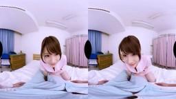 IPVR-009 【VR】相沢みなみ初VR 長尺VR エロかわ新人ナースの超接近イチャあま誘惑セックス - 3