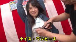 ATOM-341 素人限定!目指せ!賞金100万円!洋服切り裂きクイズ タイムショック