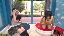 RCTD-144 マジックミラー号 アスリート女子大生が赤面!真剣!乳首相撲対決