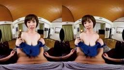 SIVR-027 【VR】美乳がポロリVR 奥田咲 D