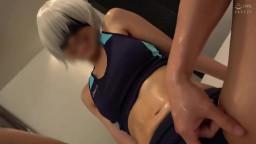 EIKI-080 シックスパックの腹筋がスゴイ! 絶対顔バレNG! 現役体育大付属女子○生レイヤーのエロ過ぎる本性
