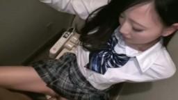 Japanese School Girl I
