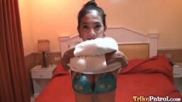 Thai Sex Creampie Sexy Cum in Pussy