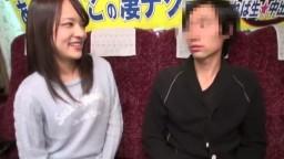 笑容甜美日本少女挑戰街男,努力完都係要俾人推到紅穴內射!