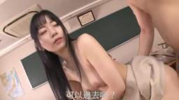 MIDE-596 おチ○ポ挑発練習中!! 誘惑新任女教師 七沢みあ