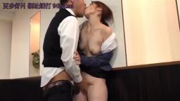 JUY-755 密着セックス ~研修旅行先で深まる、上司との不貞関係~ 北条麻妃