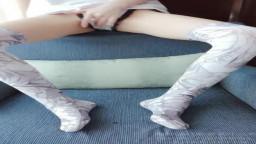 软萌萝莉小仙视频一部,动漫袜子蛮有意思的