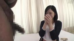 Short Haired Innocent Japanese Girl Blacked