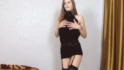 Sexy Stella Cumshow