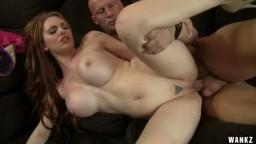 Crazy beautiful redhead lilith lust seduces repairman