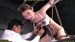 DARG-008 電流絶頂拷問研究所 女体発狂痙攣クラゲ メスモル-008:凄絶な雷電地獄に無限絶頂を彷徨う美麗の女スパイ 香苗レノン