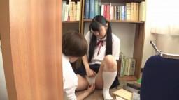 FNEO-039 男子諸君!図書室女子には気をつけろ!「しーっ!静かにしないと怒られちゃうよ!そのかわり…◆」図書室で巻き起こるHな誘惑に耐えきれず、真面目なあの子に迫り!吸い付き!至福の中出し!返却の生徒もお構いなしのハメハメSEXはぜ~