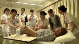 SDDE-600 性交総合大学病院 11科の専門看護師による手淫・口淫・性交―超業務的リアル看護200分