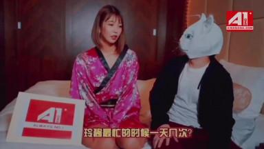 东京网红小姐姐玲酱与导演详谈日本泡泡浴及操作流程