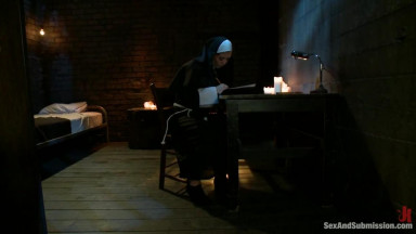 Sins of Sister Summers :  Nun Fucked and Dominated in Bondage by Priests エンジェル・サマーズ