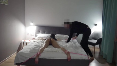Young Wife didn't know she Fucked by a Stranger