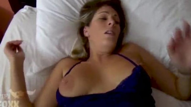 Son Molests Sleeping Mom & Fucks Her - Forced Se, POV,MILF, Older Woman - Nikki Brooks
