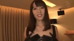 Asian latex gloves fetish sex 波多野結衣