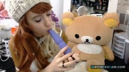 Cute Petite Redhead Stepsister Teen Fucking Pussy Doggystyle Cam