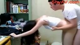 Chinese University Student Homemade Sex Leaked