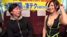 忍到10分鐘就可以中出女優 Asahi mizuno 水野朝陽
