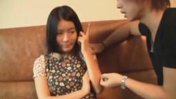 Amateur Hot Korean Girls webcam performer Fucked Hard By Japanese Stranger