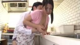 Japanese Mom Getting Fucked Very Hard