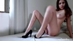 Andreza Pratz Solo Anal