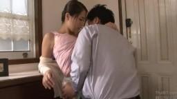 Cheating Japanese Girl Fucks Husband's Best Friend (Censored)