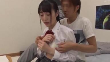 2 Young Japanese Schoolgirl Teens Fucked