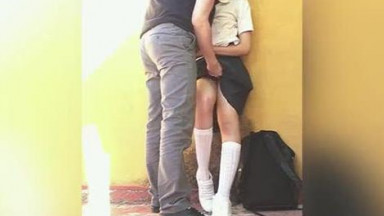 Quickie Sex in College! Mexican Students Fucking Quickly Behind Classrooms! Amateur Sex! VOL 2